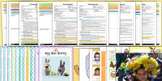 EYFS Easter Adult Input Planning and Resource Pack