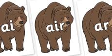 Phase 3 Phonemes on Bear