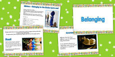 Belonging PowerPoint