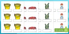Sea Bucket Editable Self-Registration