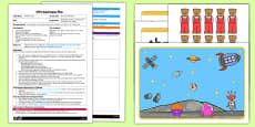 Where Is Baby Bear? Adult Input Plan and Resource Pack to Support Teaching on Whatever Next!