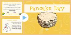 Pancake Day Assembly Presentation