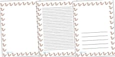 Worm Full Page Borders