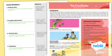 PlanIt - RE Year 6 - Free Will and Determinism-The Crucifixion Unit Planning Overview