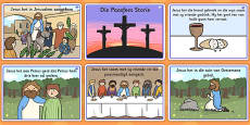 Afrikaans 'The Easter Story' Sequencing