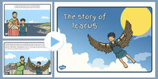 Icarus Story PowerPoint