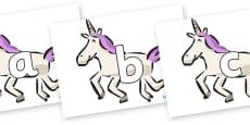 Phoneme Set on Unicorns