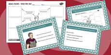 Julius Caesar Differentiated Lesson Teaching Pack