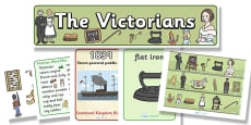 The Victorians Display Pack