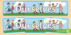Ourselves Display Banner