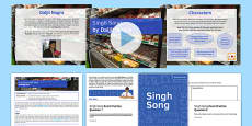 Singh Song AQA Syllabus Lesson Pack