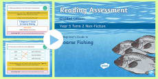 * NEW * Year 5 Reading Assessment Non-Fiction Term 2 Guided Lesson PowerPoint