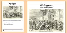 The Great Famine - Workhouses: Look and Discuss