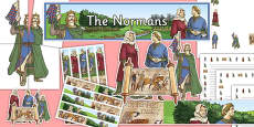 Ready Made The Normans Display Pack