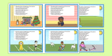 Inference Picture Cards Polish Translation