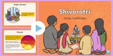 * NEW * KS1 Shivaratri PowerPoint