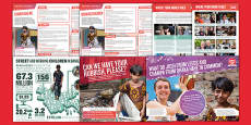 Sport Relief 2016 Learning Pack (Primary)