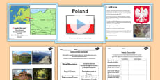 Poland Lesson Teaching Pack