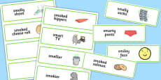 Three Syllable SM Word Cards