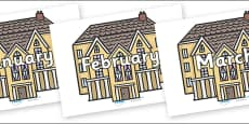 Months of the Year on Houses