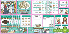 Aistear Pack The Bakery Gaeilge Display Pack