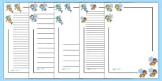 Fairy Page Borders