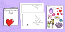 Design a Mother's Day Card