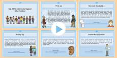 Top 20 Strategies to Support EAL Children PowerPoint