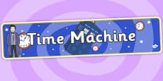 Time MachineTime Machine Role Play Banner