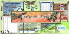 PlanIt Y5 World War II: Battle of Britain Additional Resources