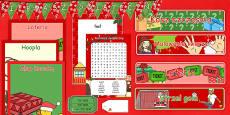 Christmas Fair Resource Pack Polish