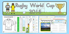 Rugby Resource Pack