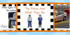 Australia - The Police And What They Do PowerPoint