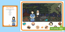 * NEW * Phase 1 Phonics Alliteration 'n' Can You Find...? Poster and Prompt Card Pack