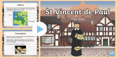 St Vincent de Paul PowerPoint