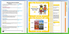 EYFS Summer Discovery Sack Plan and Resource Pack