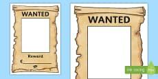 Garda Wanted Poster