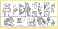 More Mindfulness Colouring Bumper Pack