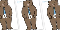 Phase 2 Phonemes on Daddy Bear
