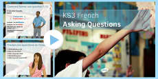Questions Presentation French