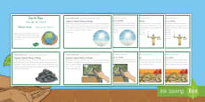 Earth Day Debate Cards US English/Spanish (Latin)
