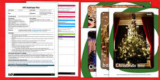 Christmas What's in the Box EYFS Adult Input Plan and Resource Pack