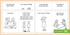 Random Acts of Kindness Activity Booklet