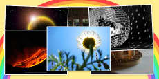 Light and Dark Photo Clip Art Pack