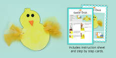 Chick Craft Instructions