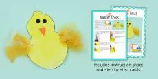 Chick Craft Instructions