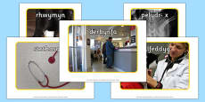 Veterinary Surgery Display Photo Pack