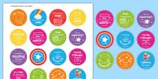 Teacher Motivation Stickers