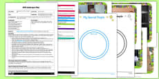 Special People EYFS Adult Input Plan and Resource Pack