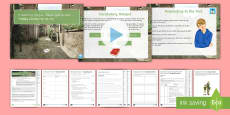 AQA P1 Reading Booklet Lesson Pack to Support Teaching on 'Paddy Clarke Ha Ha Ha'